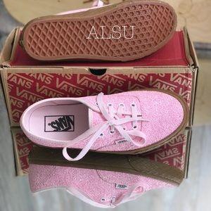 Vans Shoes - VANS Authentic IceCream Glitter Pink W